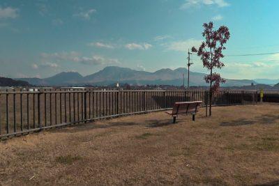 かばるん公園からの眺め