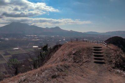 城山展望所からの眺望