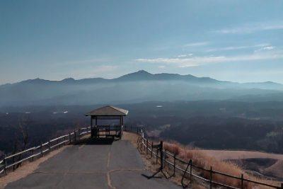 荻岳からの眺望